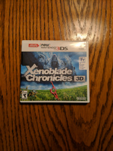 Xenoblade Chronicles for 3DS (Rare)