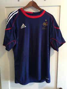 French Football Kit/Jersey