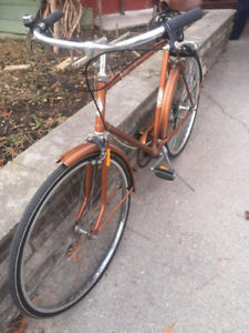 Old School CCM Cruiser Bicycle