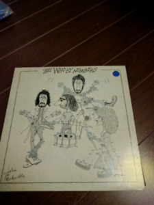 The Who - By Numbers vinyl record lp