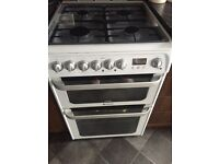 Hot point dual cooker