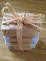 Handcrafted Lavender Soap - Just in time for Mother's Day!
