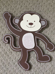 Monkey theme baby boy nursery lot Kitchener / Waterloo Kitchener Area image 4