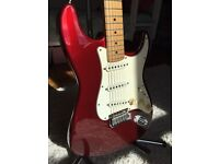Fender American Standard Stratocaster - 1996/97 - Candy Apple Red - Perfect Condition!