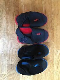 Ralph Lauren summer flip flops uk 7