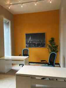 New Business Centre - Furnished Offices for Lease