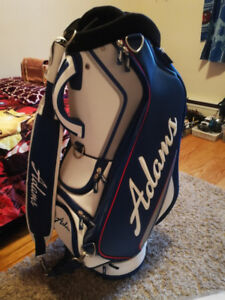Adams Pro Grade Golf Bag Top of the Line Brand New Huge Discount