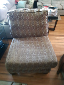 Over side chair