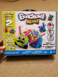 Bunchems Alive! 500+ set in box