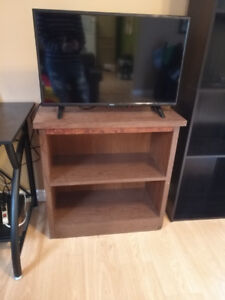 "32"" TV and stand"