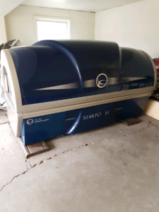 Star Power Tanning Bed