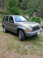2005 Jeep Liberty Sport SUV, Crossover