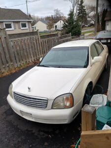 In the spirit of Christmas special price 2002 Cadillac DeVille
