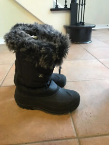 Girls winter boot size youth 5