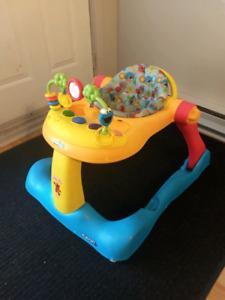 Trotteur pour bébé