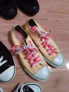 Converse Shoe Sale Kids & Adults Like New $25 or Less London Ontario image 7
