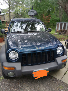 2002 Jeep Liberty As Is