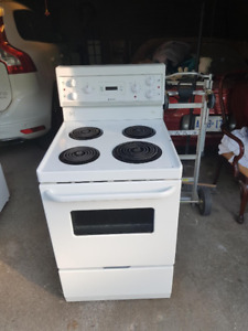 Compact Electric Stove Used
