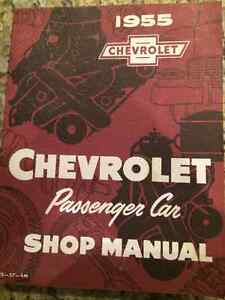 Antique Automotive Manuals-All brands