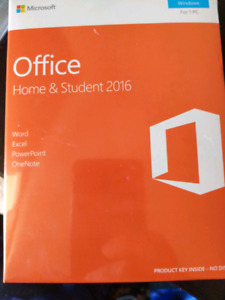 Microsoft Office Home & Student 2016 Brand new