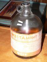 bouteille antique de westamine # 362