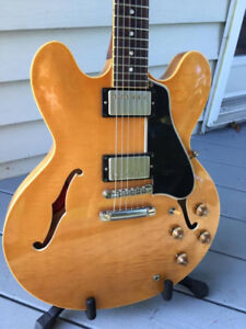 FS/FT: Rusty Anderson Gibson ES335