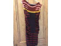 Ted baker jumper dress size 2 (10)