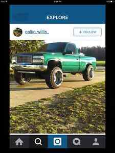looking for solid shortbox chevy/gmc