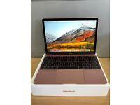 Apple Macbook 2017 M3 12inch 1.2Ghz/8Gb/256SSD