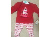 Babies' Christmas Pyjamas (0-3 months)