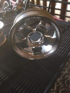 18x8 Centerline Voltage Ford/Dodge rims