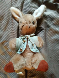 Peter rabbit made by eden toys inc.