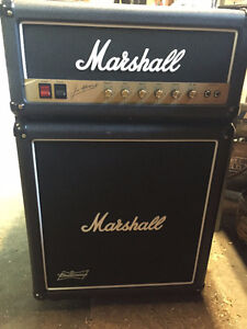Marshall Amp Budweiser Lim. Ed. Mini Fridge  Brand New