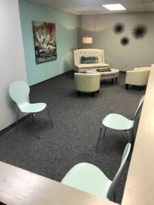 Small Business Suites Down Town Dawson Creek