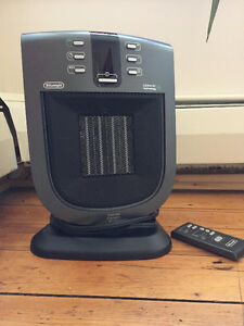 DeLonghi Space Heater - Eco friendly
