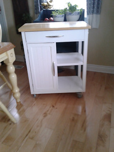 Kitchen island and/or cart