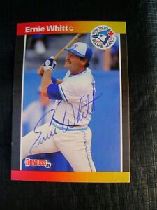MLB AUTOGRAPHED BASEBALL CARDS Cambridge Kitchener Area image 4
