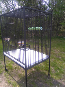 Large Bird Cage Aviary  $520.