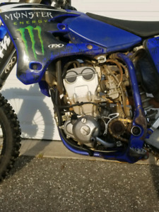 2004 yzf250 for sale!