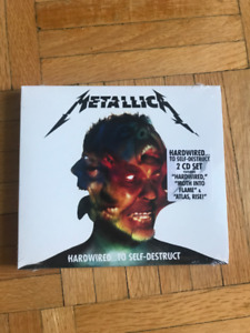 Metallica - Hardwired...To Self-Destruct CD