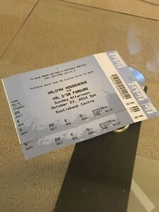 MOOSEHEADS TICKETS