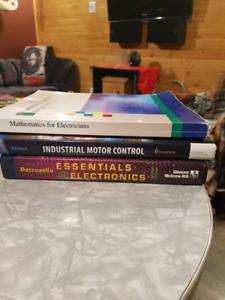 Recce electrical textbooks