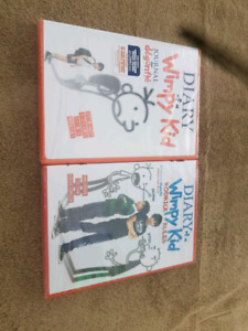 Diary of a Wimpy Kid 1 & 2
