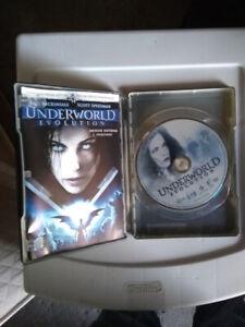 Underworld evolution
