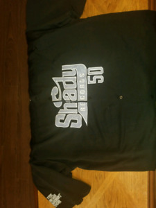 LE Shady records Gunit baseball jersey