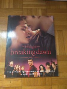 The official illustrated movie companion for the Twilight saga