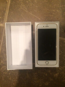 BRAND NEW UNUSED iPhone 6s Gold 32GB Rogers w Apple Care