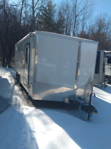 2018 Legend enclosed trailer- rarely used