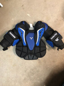 Vaughn Velocity 700 V6 chest and arms youth S/M