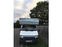 Ford Transit Camper - MOT to May 2017 - quick sale required